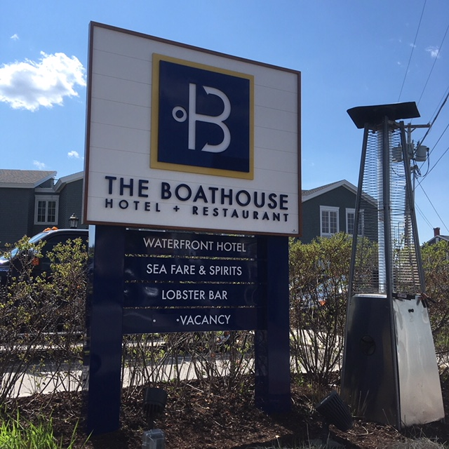 The Boathouse Hotel + Restaurant