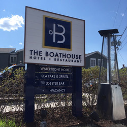 The Boathouse Hotel + Restaurant