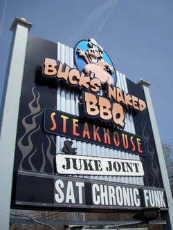 Buck's Naked BBQ Steakhouse
