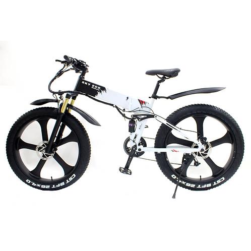 500W Foldable E-Bike