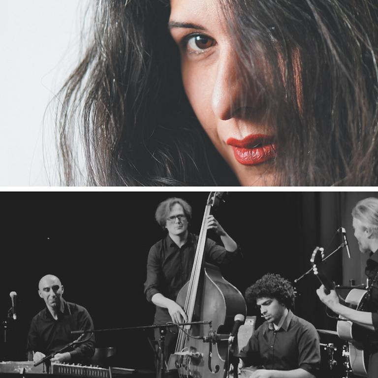 Sanaz & Kioomars Musayyebi Quartett