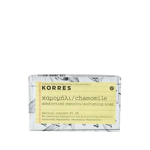 CHAMOMILE SOAP 125g -ΧΑΜΟΜΗΛΙΑπαλυντικό Σαπούνι