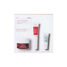 Korres Offer Package Wild Rose. Day Cream For Normal / Mixed Skin & Eye Cream &