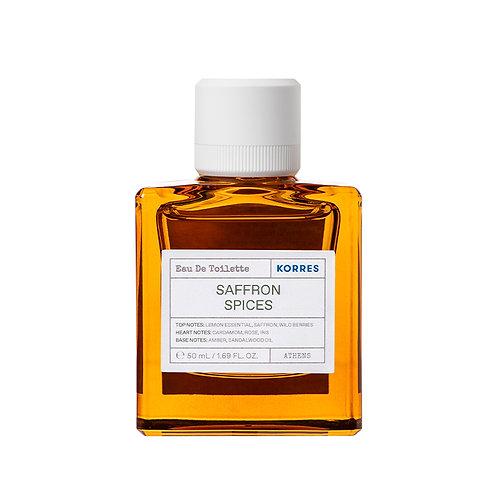 EAU DE TOILETTE Saffron Spices