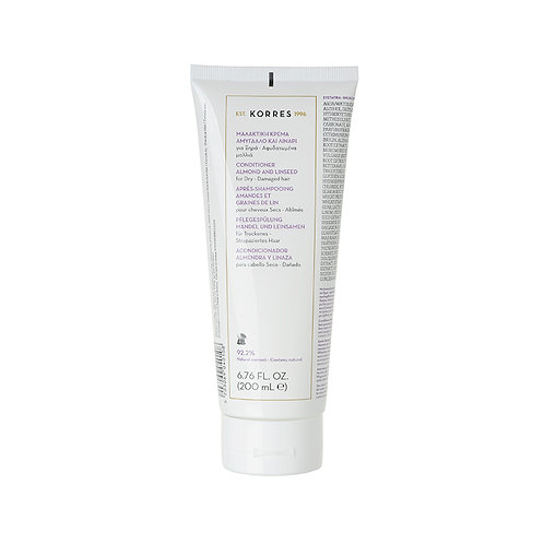 KORRES ALMOND&LINESEED CONDITIONER