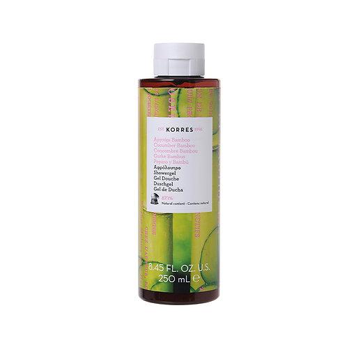 Cucumber Bamboo Shower gel - ΑΓΓΟΥΡΙ BAMBOO Αφρόλουτρο