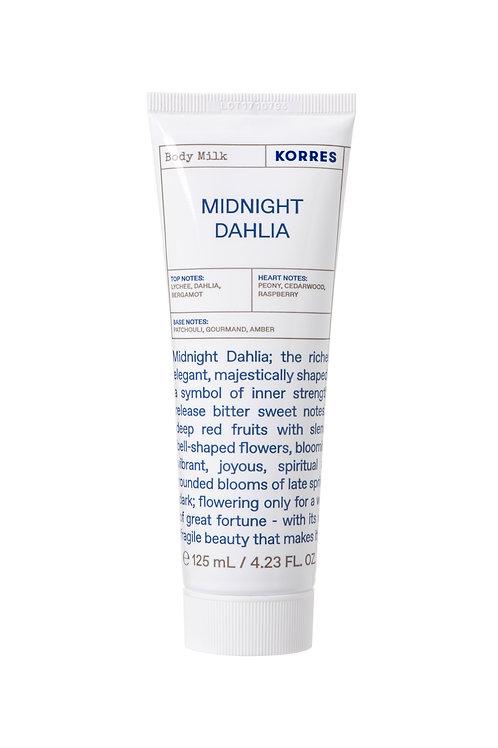 Midnight Dalia Body Milk 125ml