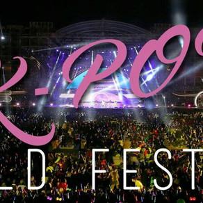 รวมดาราเกาหลีคนดังในเทศกาล K-POP