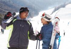 เทศกาลสกีของเกาหลี