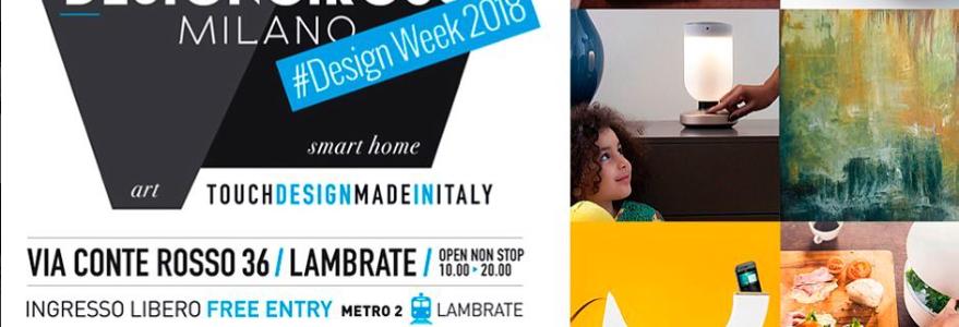 Milano DesignWeek 2018