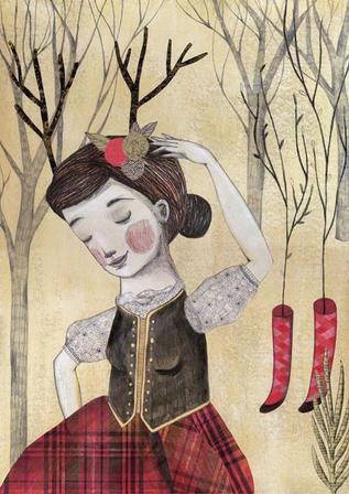Scottish dancer - Le immagini della fant