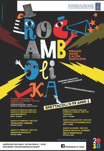 Rocambolika Poster