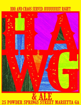 Get your Hawg swag on!