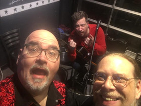 Buddy with Greg Shadix and Ballad Brian
