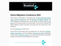 Newsletter 09/05/2021