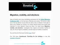 Newsletter 28/03/2021