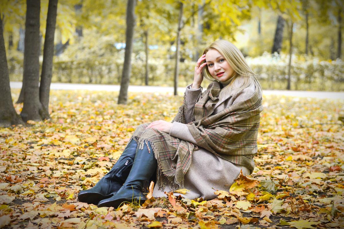 Фотосессия в парке Сокольники