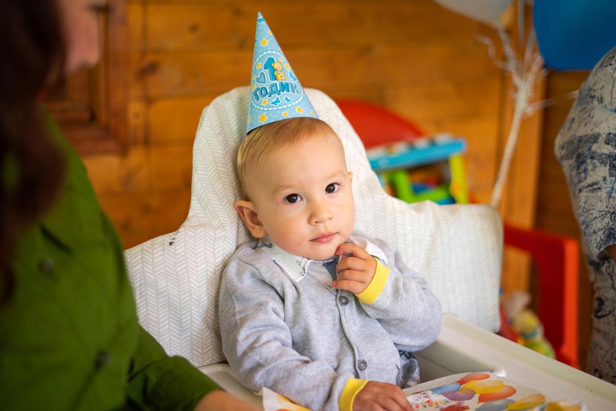 Выездная фотосессия День Рождения