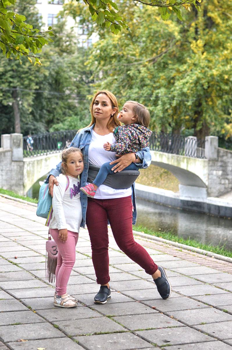 Фотосессия в сквере на Фрунзенской