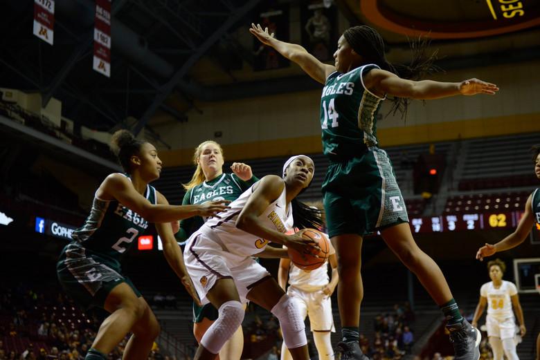 Gopher Women's Basketball