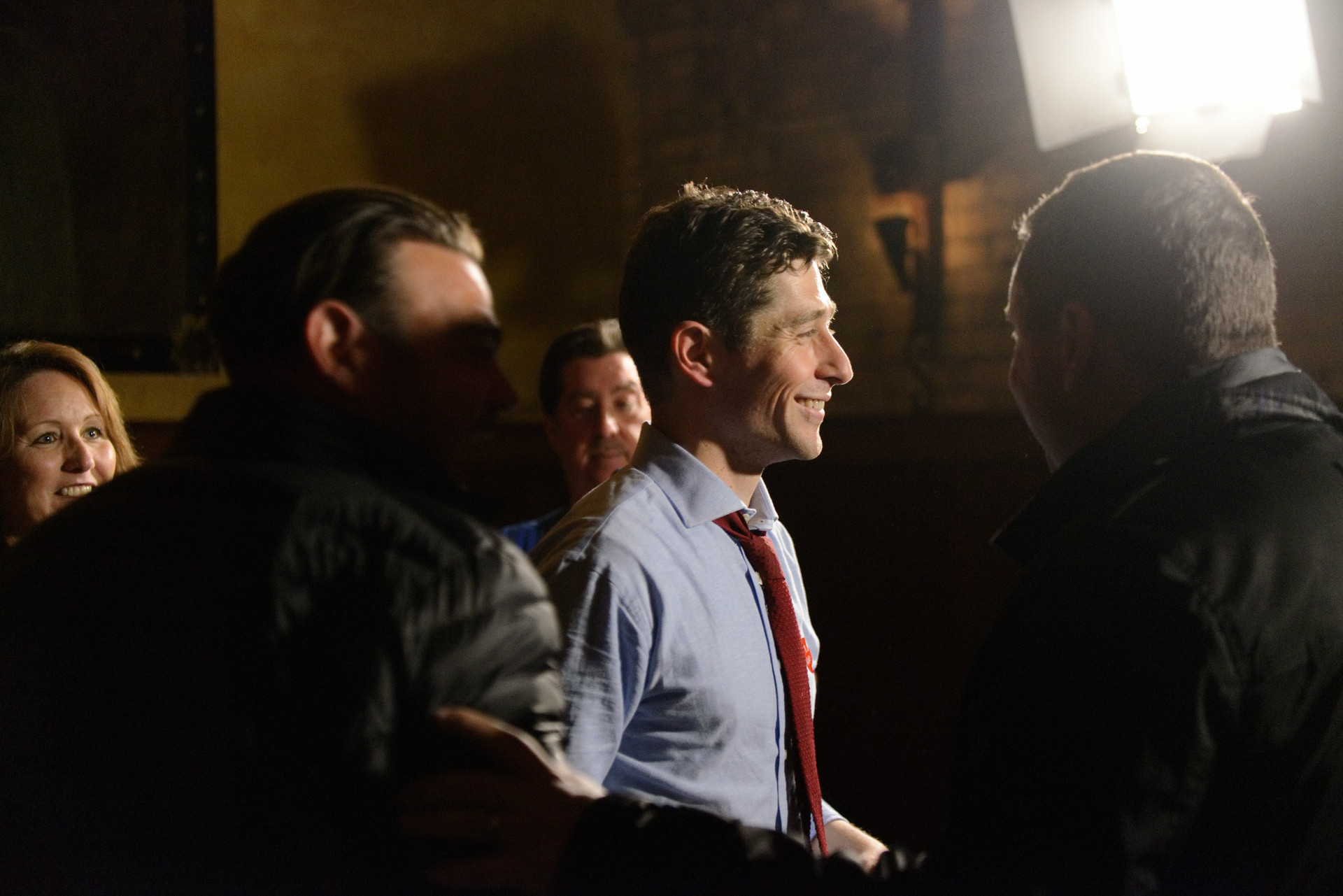 Jacob Frey's Election Party