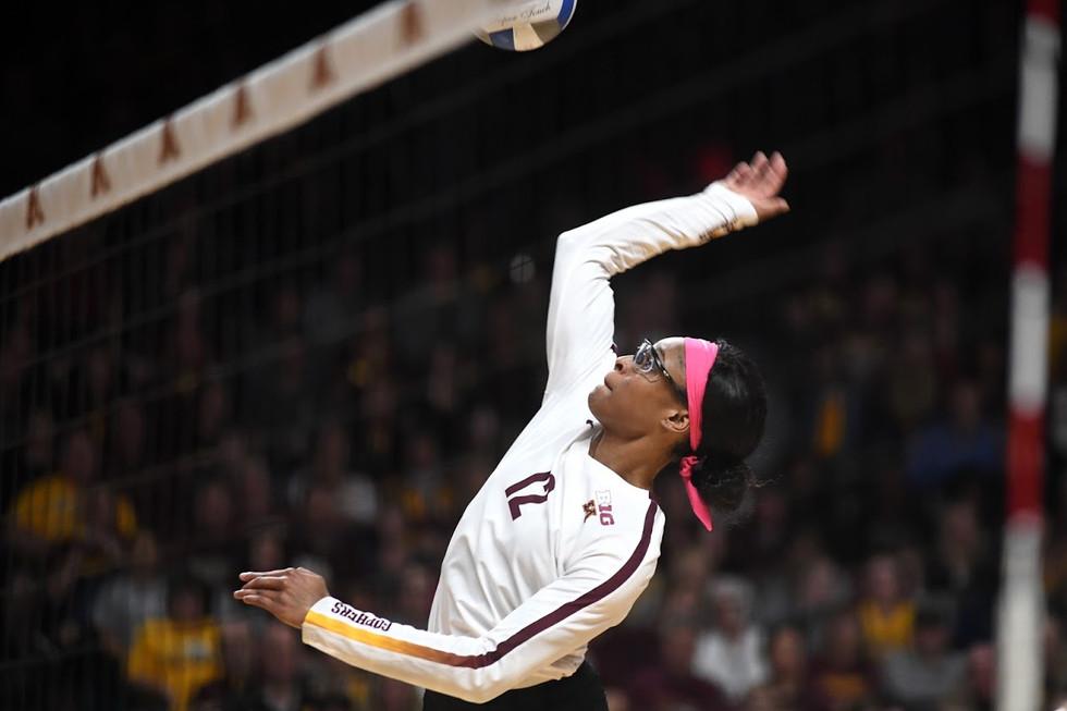 Gopher Volleyball