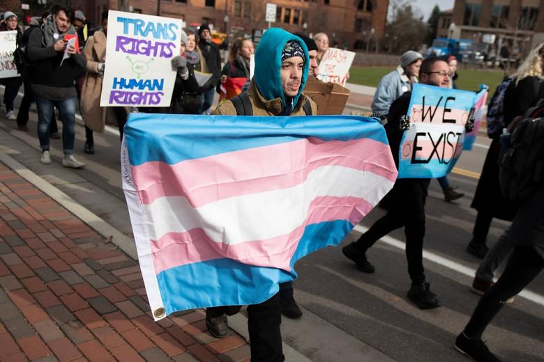 Transgender March