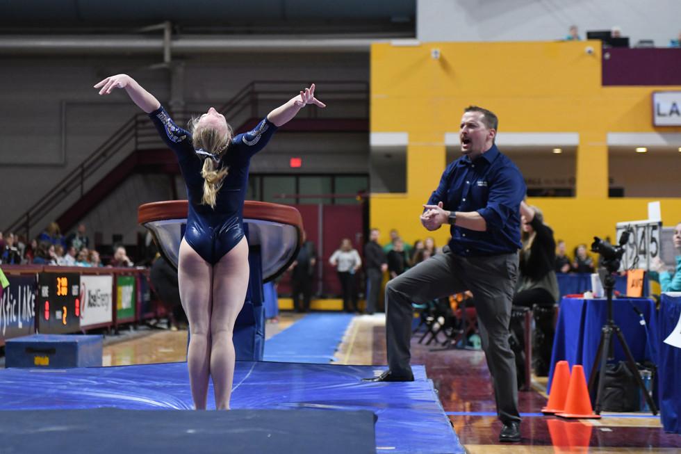 Minnesota High School Gymnastics State 2019