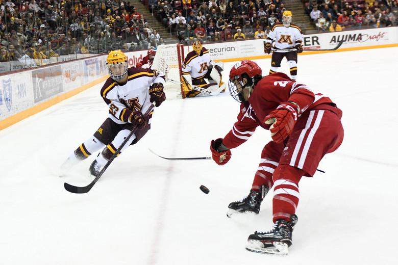 Gopher Men's Hockey