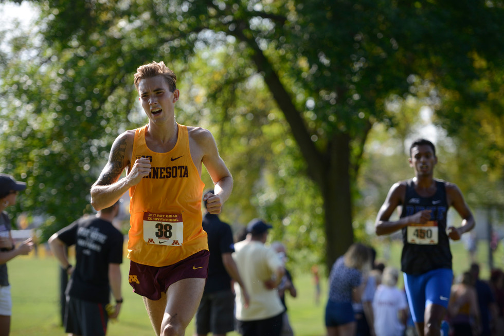 Gopher Cross Country