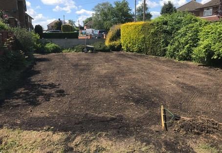 New soil base