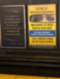 Whistle Blower Station Poster Burrard Oc