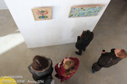 Vernissage au Polyèdre