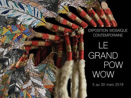 Le Grand Pow Wow de la Mosaïque