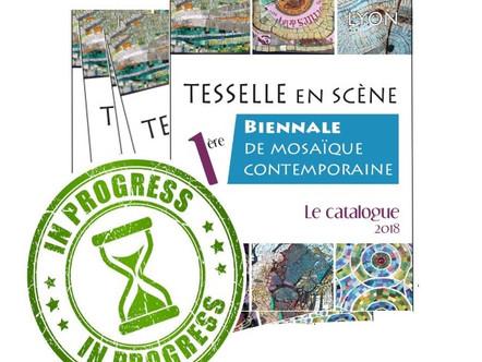 Biennale à Lyon : Catalogue d'exposition