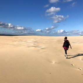 Thurra River Sand Dunes