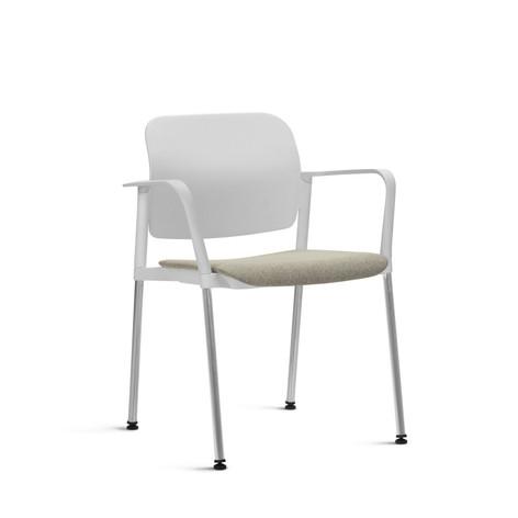 Cadeira Fixa Polipropileno