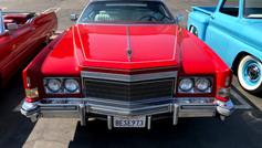 74 Eldorado restored