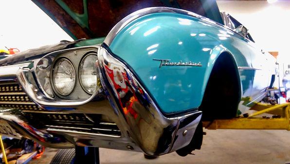 Thunderbird Service