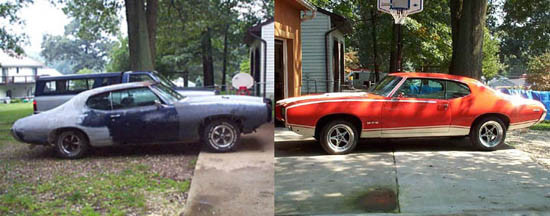 A Guide to Restoring Your Classic Car