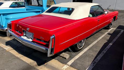 74 Cadillac Eldorado
