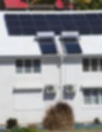 Une production électrique propre pour votre location de vacance.