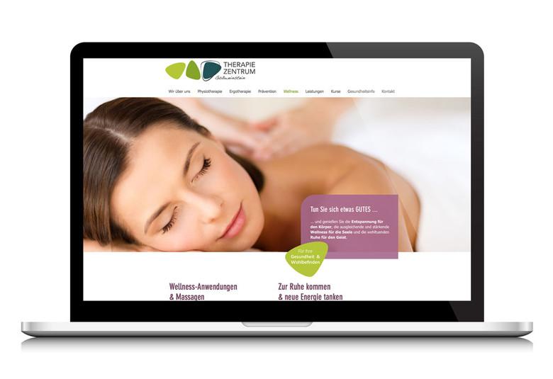 Therapiezentrum Gößweinstein | Web