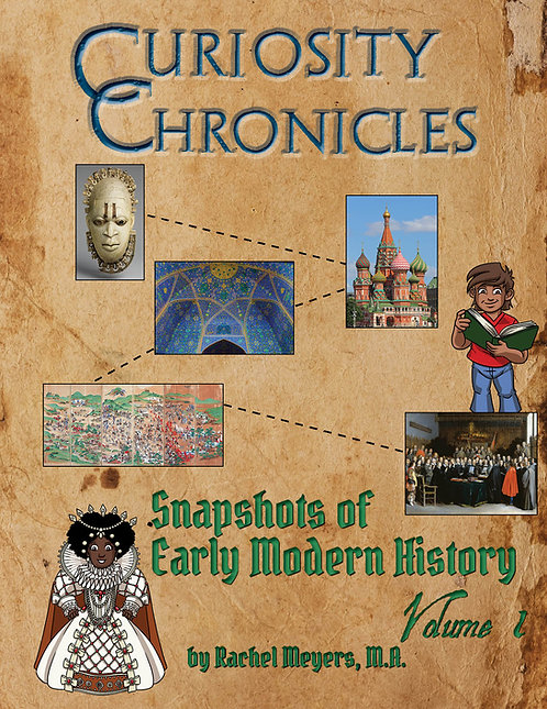 Hardcover: Snapshots of Early Modern History Volume 1