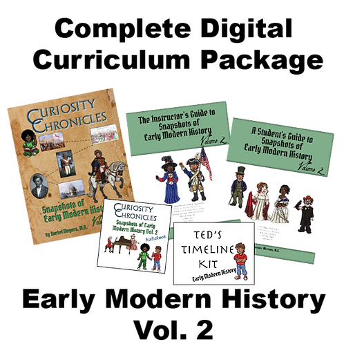 Digital Curriculum Package: Early Modern History Vol. 2