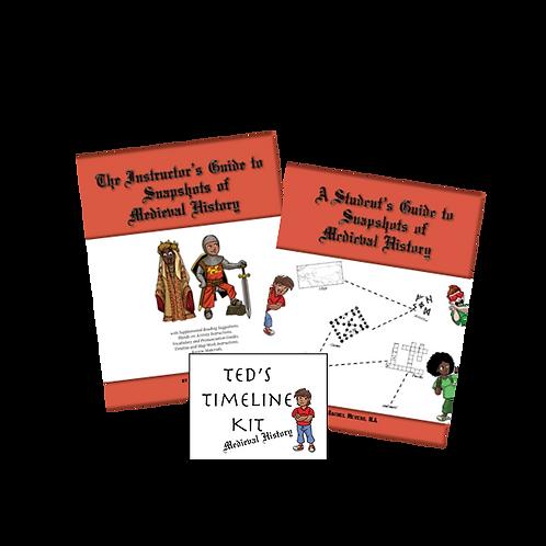 Activity Guide PDF Bundle: Medieval History