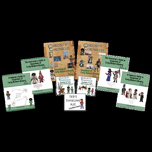Full Level Digital Curriculum Package: Early Modern Vol. 1 & 2