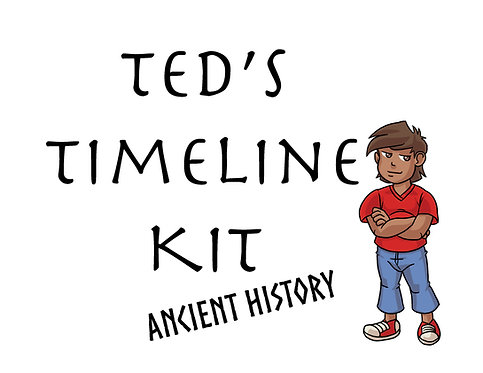 Ted's Timeline Kit: Ancient History