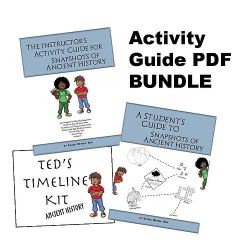 Bundle: Ancient History PDF Activity Guide