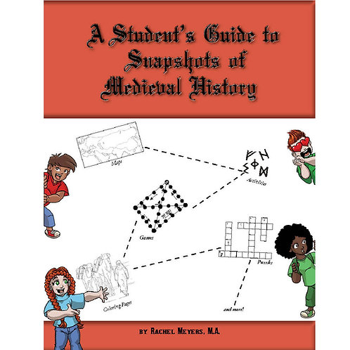 PDF Student's Activity Guide to Medieval History